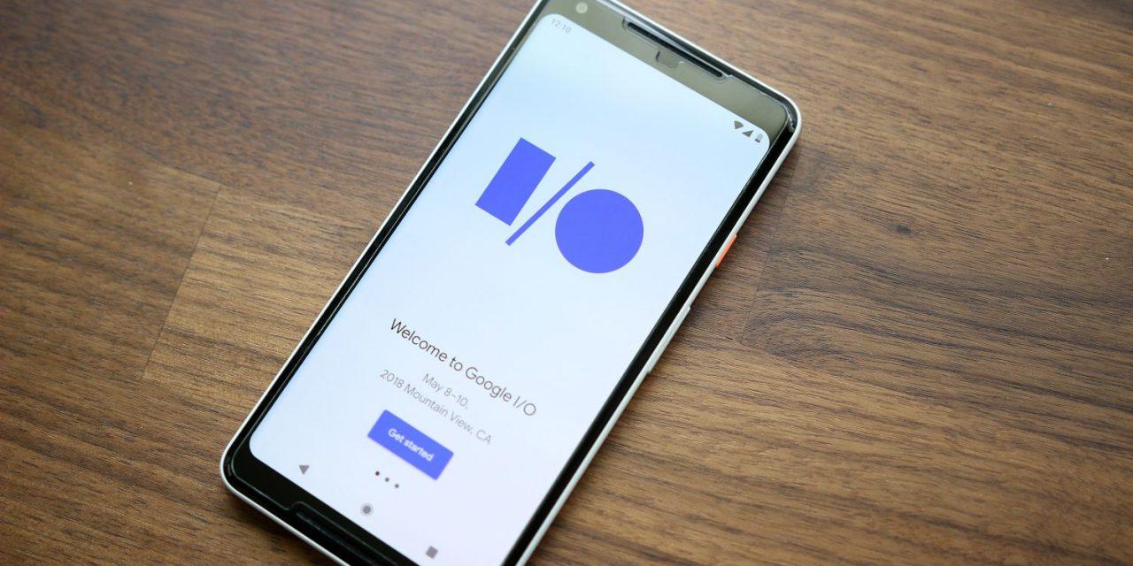 La nuova app per il Google I/O 2018 fornisce altri dettagli sul Material Design 2 (foto)