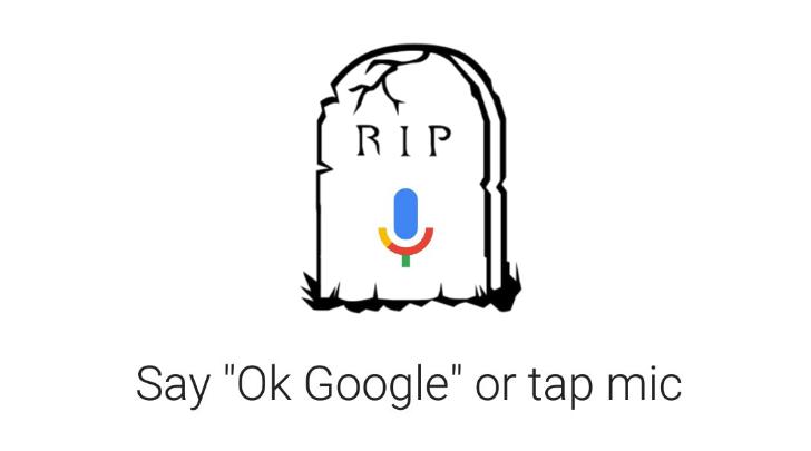 Anche l'app Google ha abbandonato Voice Search in favore di Assistant (foto)