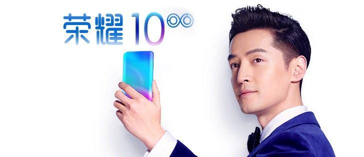 Honor 10 arriverà ufficialmente il 19 aprile in Cina e sarà sfavillante come Huawei P20