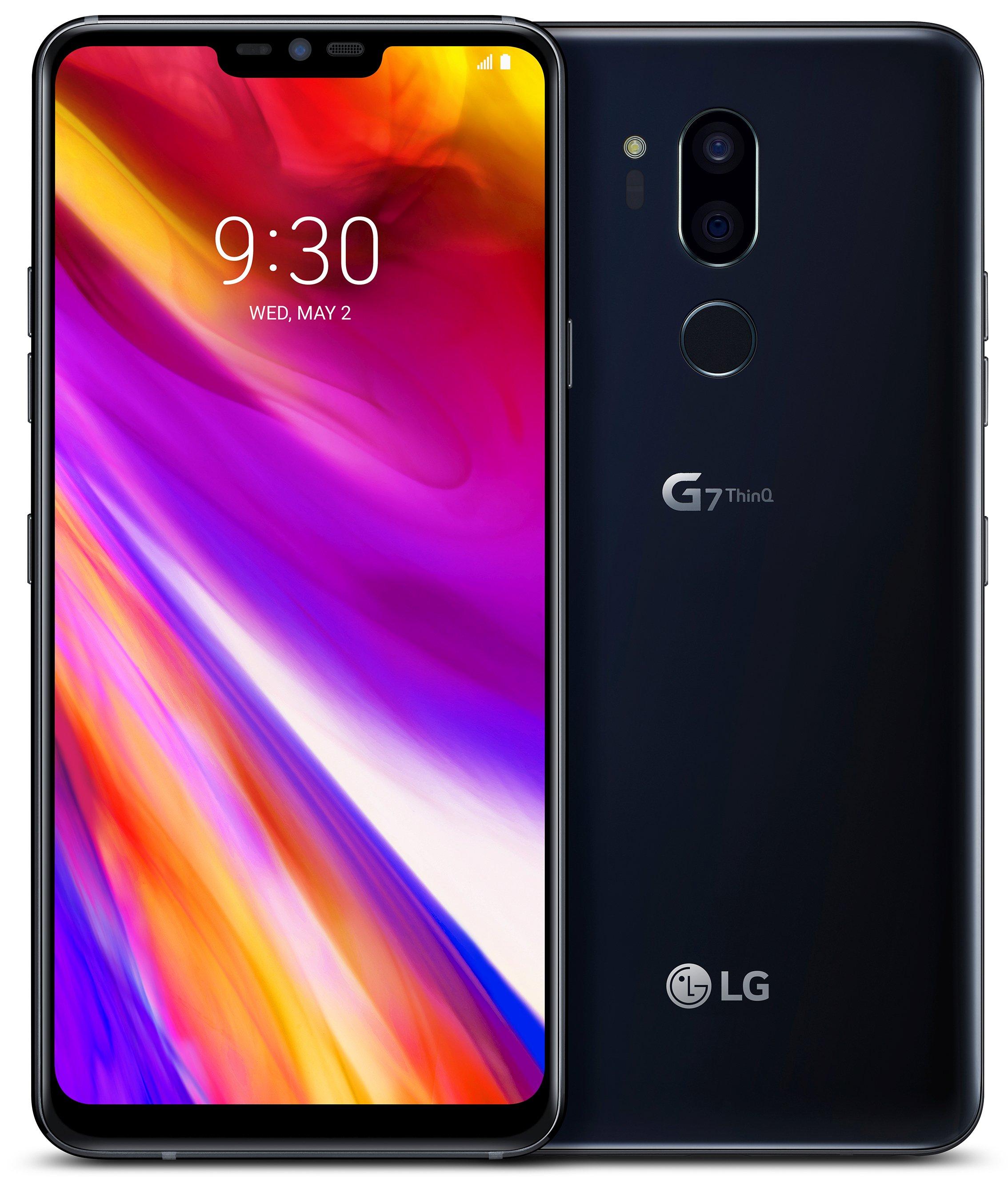 lg g7 nero