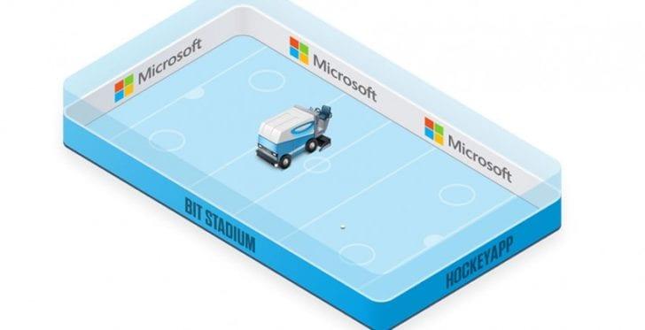 """La nuova HockeyApp di Microsoft serve per """"allenarsi"""" ma non c'entra niente con lo sport"""