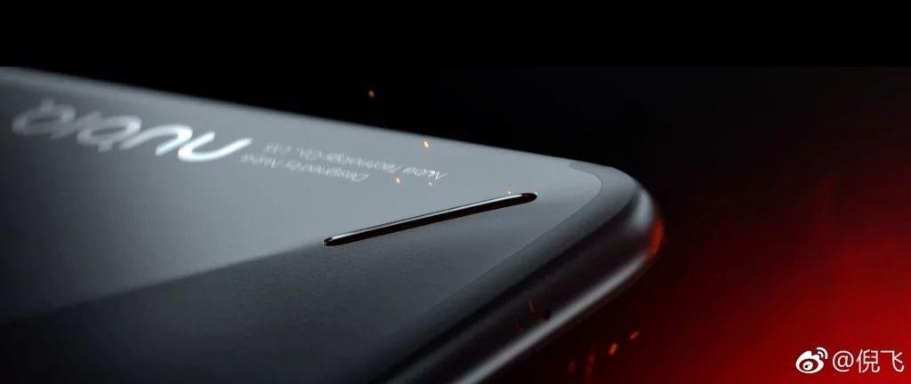 Ecco un assaggio delle linee posteriori del nuovo smartphone da gaming targato Nubia