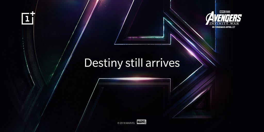 OnePlus 6 Avengers: Infinity War Limited Edition esiste, ma non fateci la bocca
