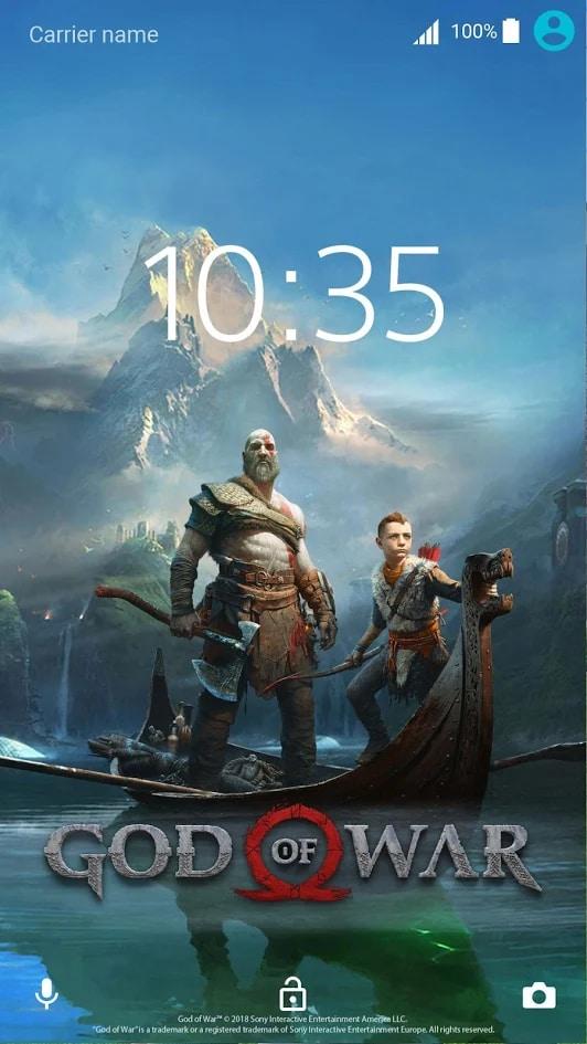 Sony ha pubblicato due nuovi temi Xperia per God Of War e The Sims (foto)