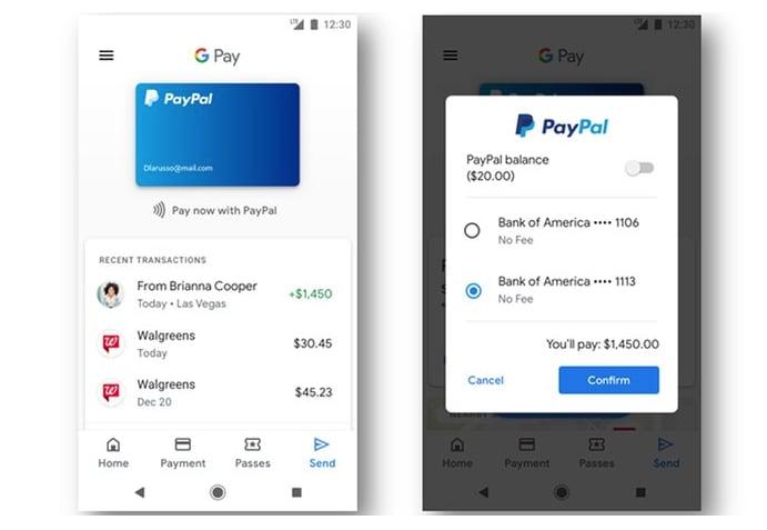 Il pagamento con PayPal si espande automaticamente a tutto l'ecosistema Google