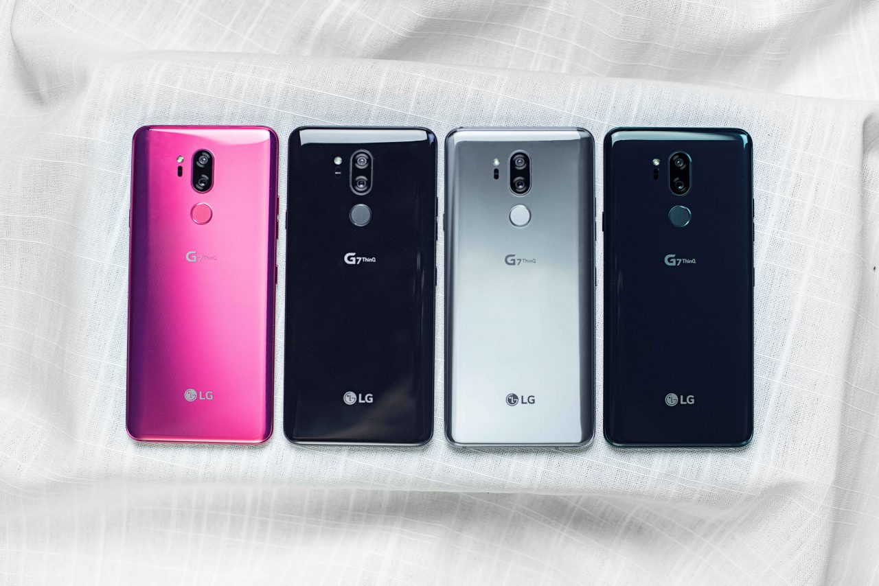 LG G7 ThinQ si aggiorna ad Android Pie in Italia | AndroidWorld