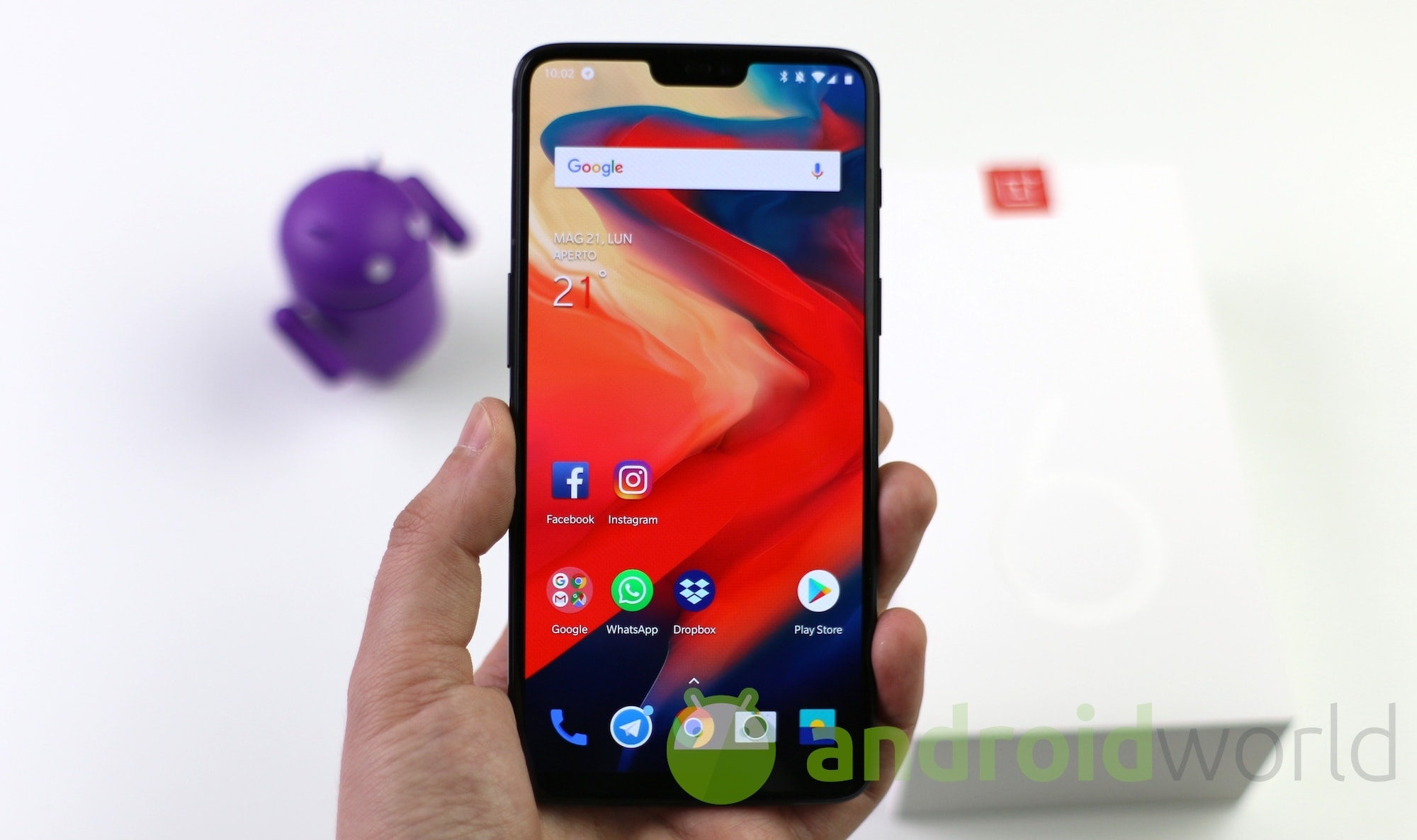 OnePlus Launcher and Google Feed, an impossible love? No, if