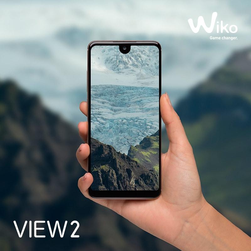 Wiko View 2 e View 2 Pro in vendita ufficialmente in Italia a partire da 199,99€