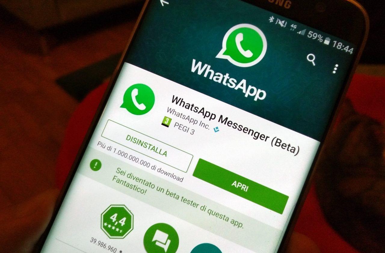 WhatsApp: l'ultima beta vi permette di nascondere dalla galleria le foto e i video ricevuti (foto e download apk)