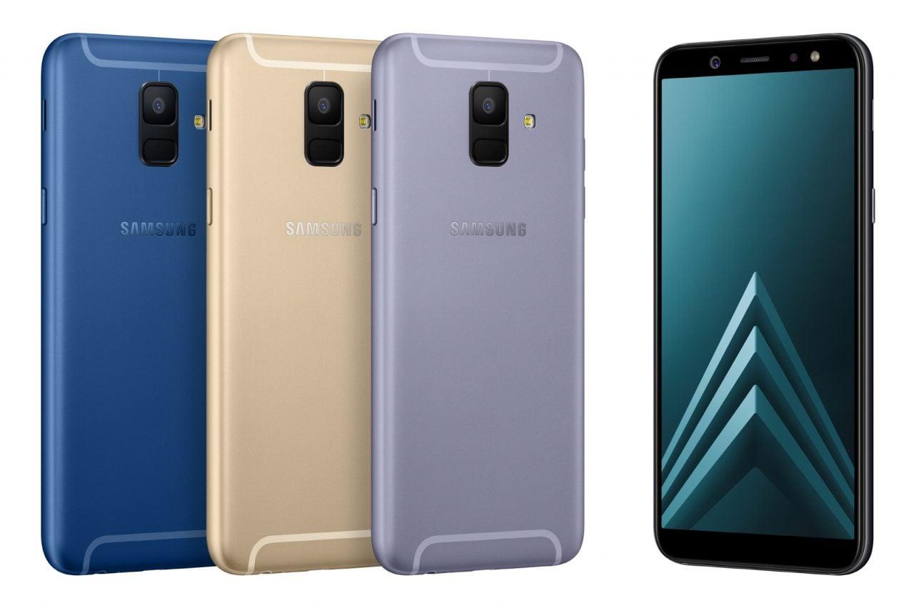 Samsung Galaxy A6 | A6+ | Caratteristiche Tecniche | Uscita | Prezzo ...