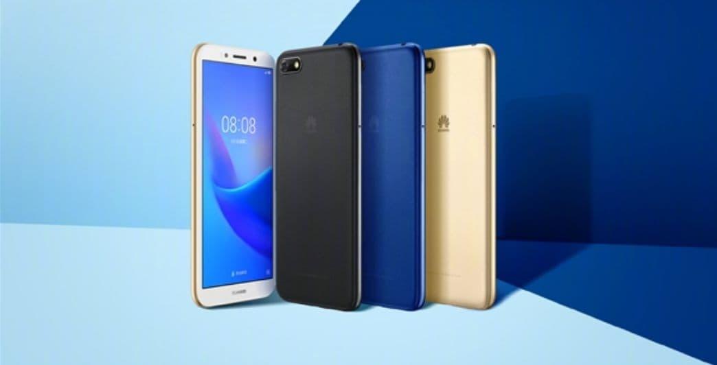 Huawei è inarrestabile: ecco anche Enjoy 8e Youth, entry level con Android 8.1 e display in 18:9 (foto)