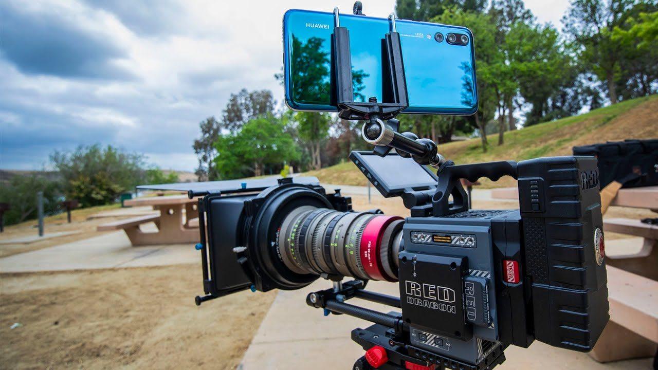 Ha senso confrontare Huawei P20 Pro con una videocamera da ...