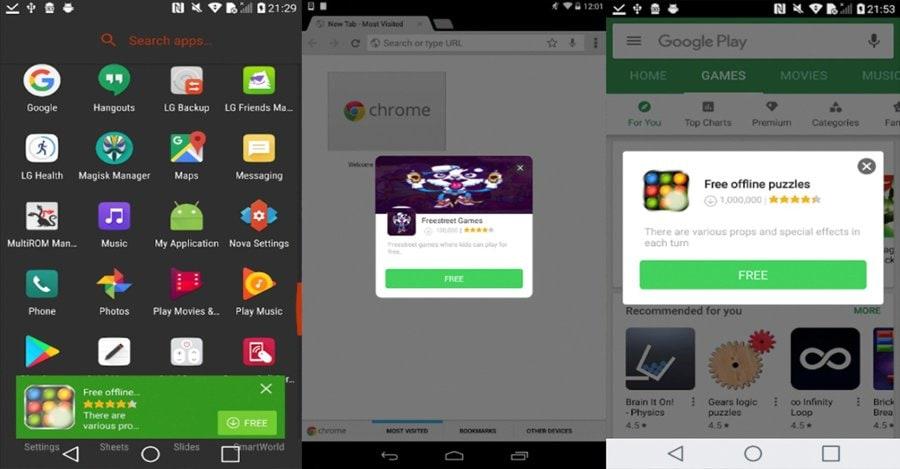 Migliaia di utenti Android colpiti da un malware preinstallato su alcuni smartphone