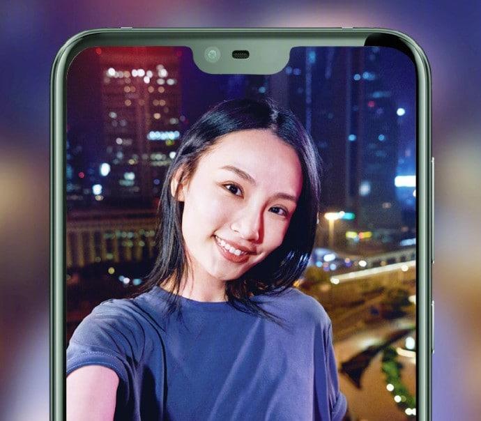 Non vi piace il notch su Nokia X6? Non c'è problema, ora lo potete nascondere (foto)