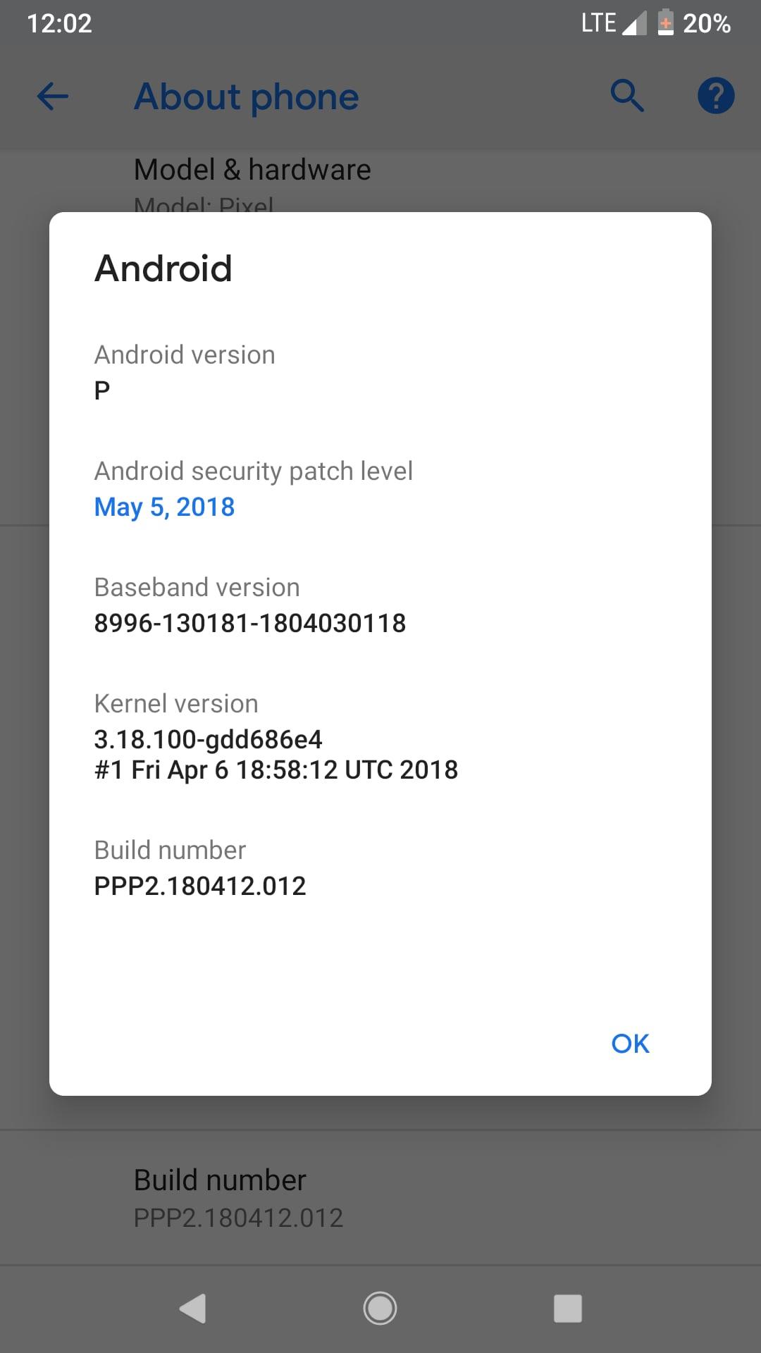 screenshot android p dp2 (3)