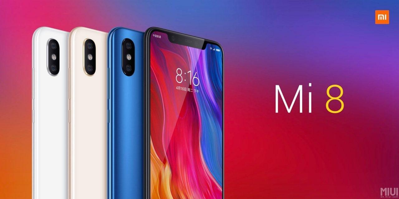 Xiaomi Mi8 si aggiorna ad Android 9.0 Pie stabile con la MIUI 10.1.1 (download)