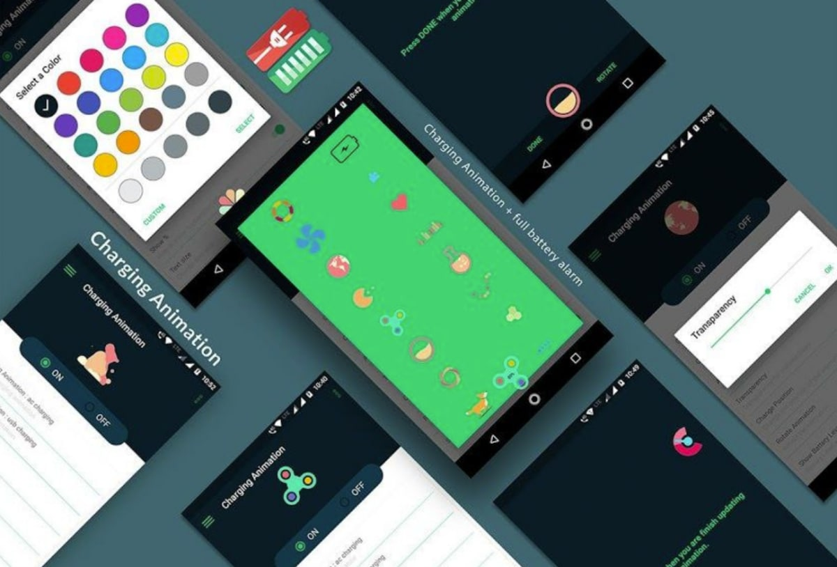 Questa piccola app consente di mostrare animazioni personalizzate per la ricarica, ed oggi è gratis! (video)