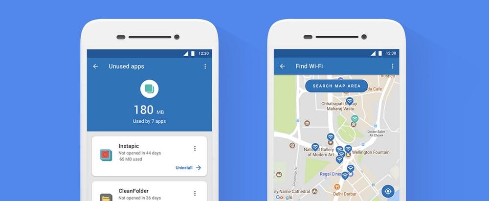Google presenta 4 nuove funzionalità di Datally per risparmiare ancora più dati mobili (foto)