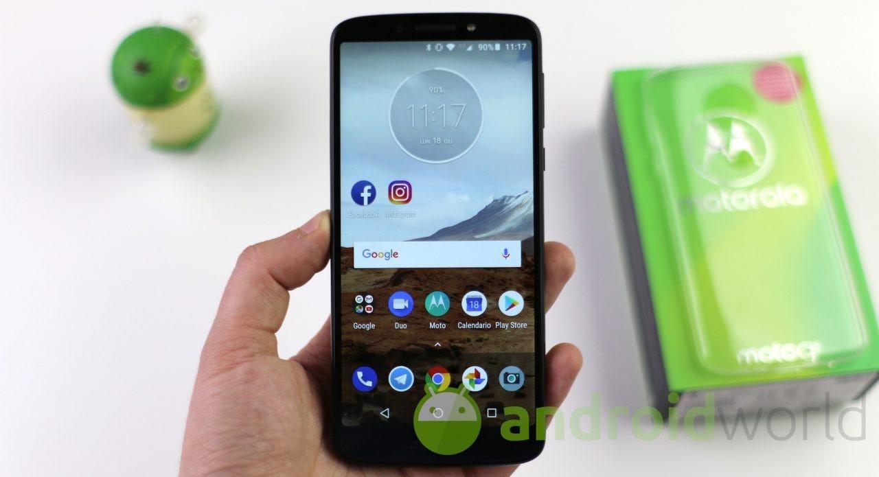 Motorola pubblica Moto Face Unlock sul Play Store per semplificarne gli aggiornamenti (foto)