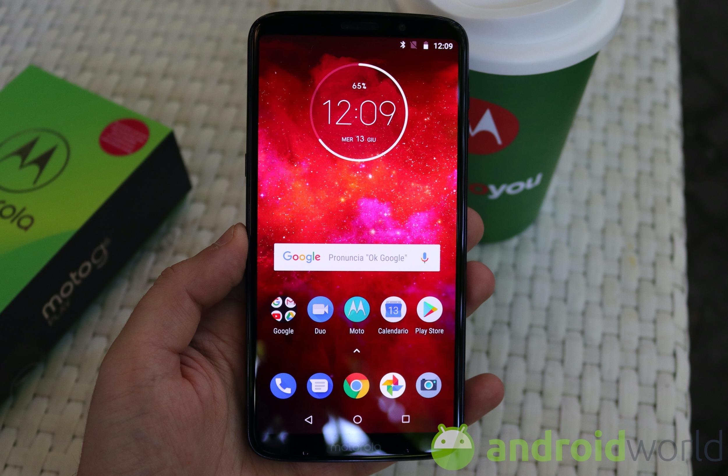 Motorola Moto Z3 Play – 1
