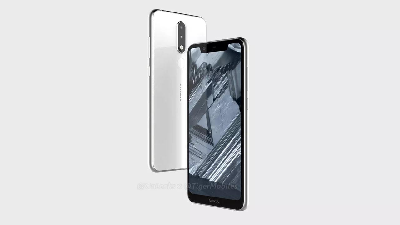 Spunta fuori anche Nokia 5.1 Plus, con tanto di render 3D e dimensioni! (foto e video)