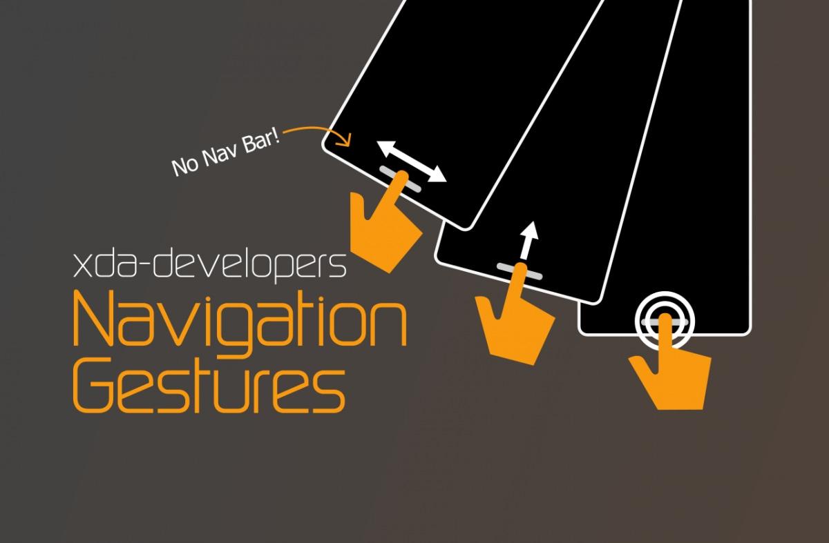 Navigation Gestures ha tantissime novità ed ora è anche più bello da vedere