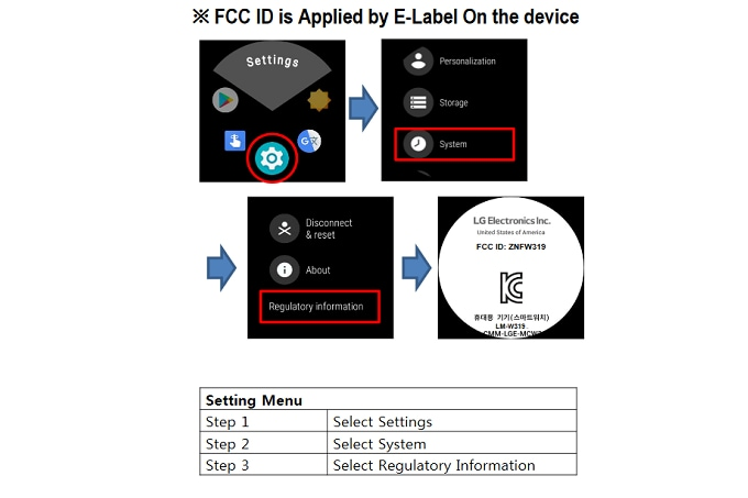 New-LG-Wear-OS-smartwatch-the-LM-W319-visits-the-FCC