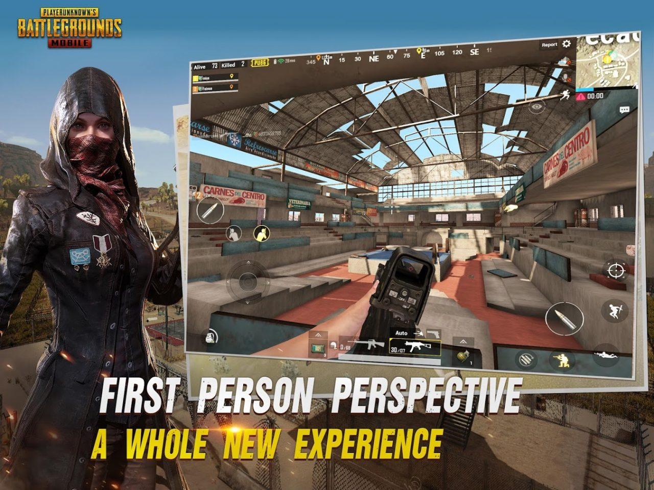 PUBG Mobile si aggiorna: ecco visuale in prima persona e Royale Pass (foto e video)