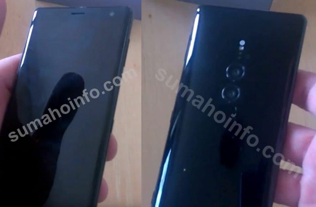Sony Xperia XZ3: giro di conferme e smentite sulle presunte specifiche (foto)