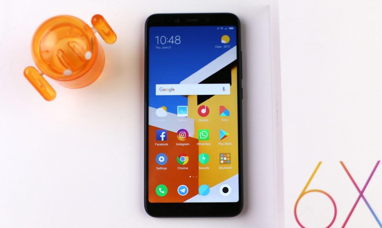 Xiaomi Mi A2 fotografato dal vivo: ancora conferme su Android One (foto)