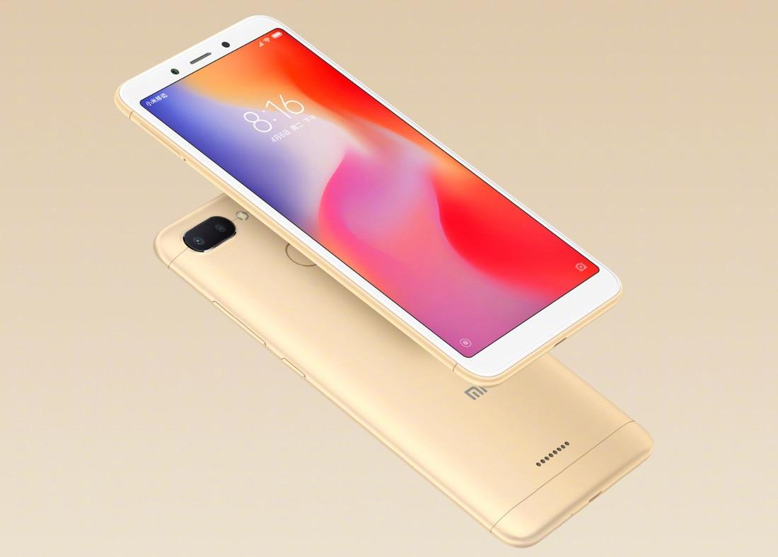 Xiaomi Redmi 6 e 6A potrebbero arrivare in Europa, Italia compresa, a metà luglio