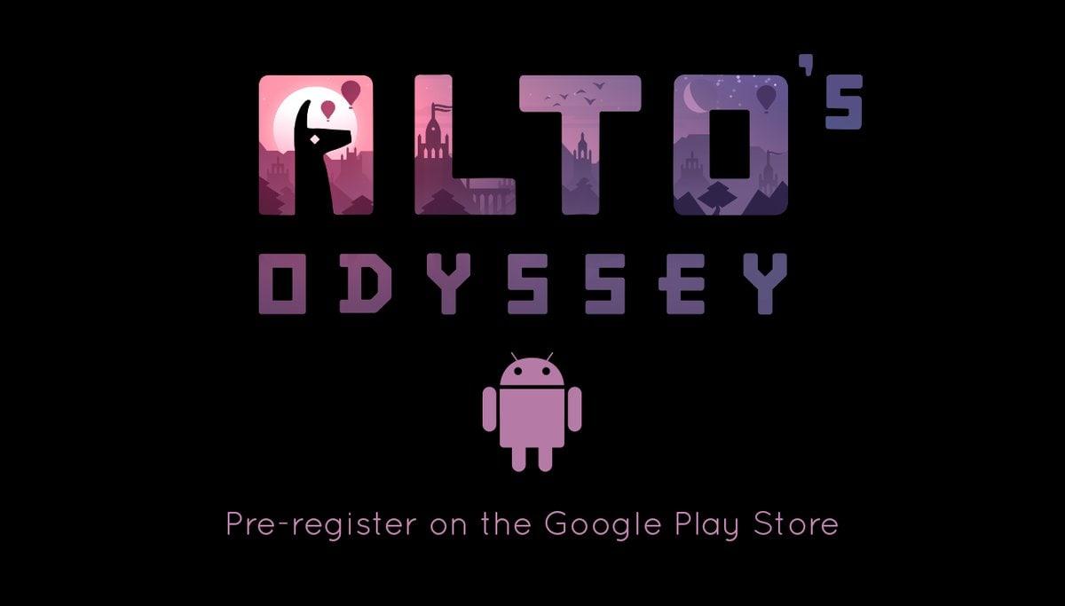 Alto's Odyssey sta arrivando su Android: aperte le pre-registrazioni sul Play Store