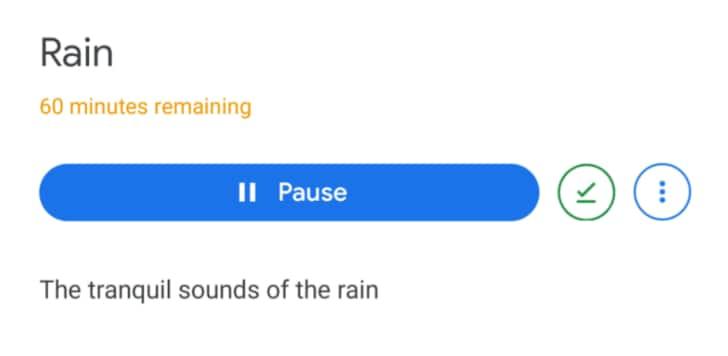 Vi sentite stressati? Google Assistant ora vi fa ascoltare suoni rilassanti (foto)