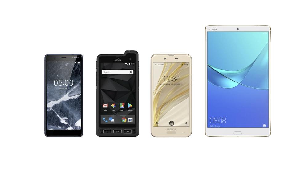 Android Enterprise Recommended si espande, e alcuni nuovi entrati potreste non averli mai sentiti nominare