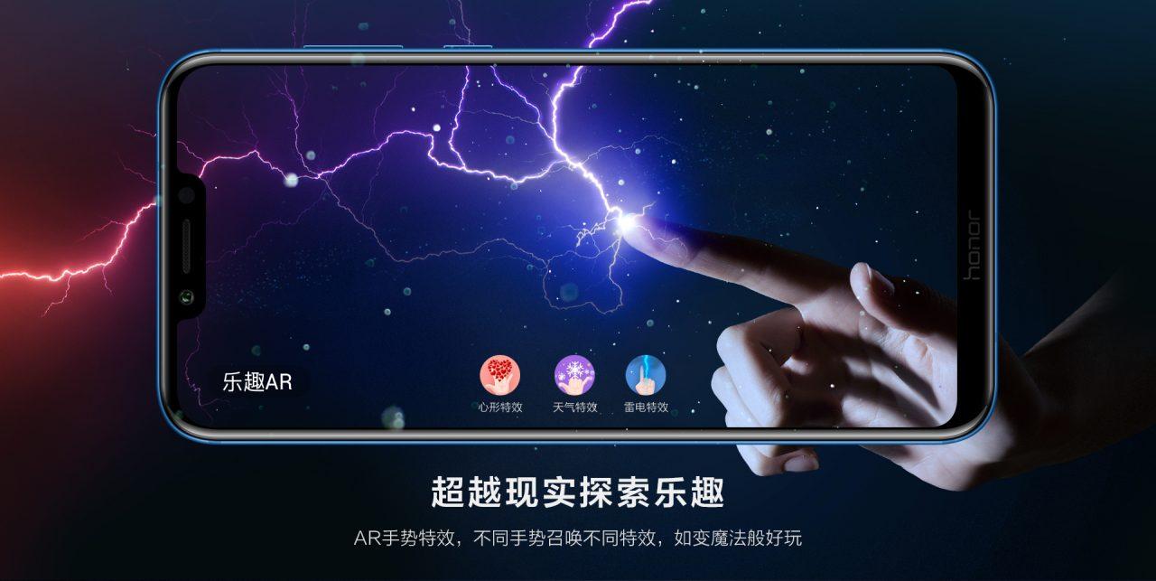 Honor Play ufficiale: il primo smartphone col turbo alla GPU! (In arrivo via OTA per Honor 10, V10, 7X e 9 Lite)