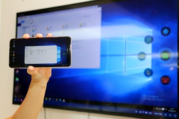 Huawei presenta Cloud PC: l'app per avere Windows 10 completo su smartphone (per ora solo in Cina) (video e foto)