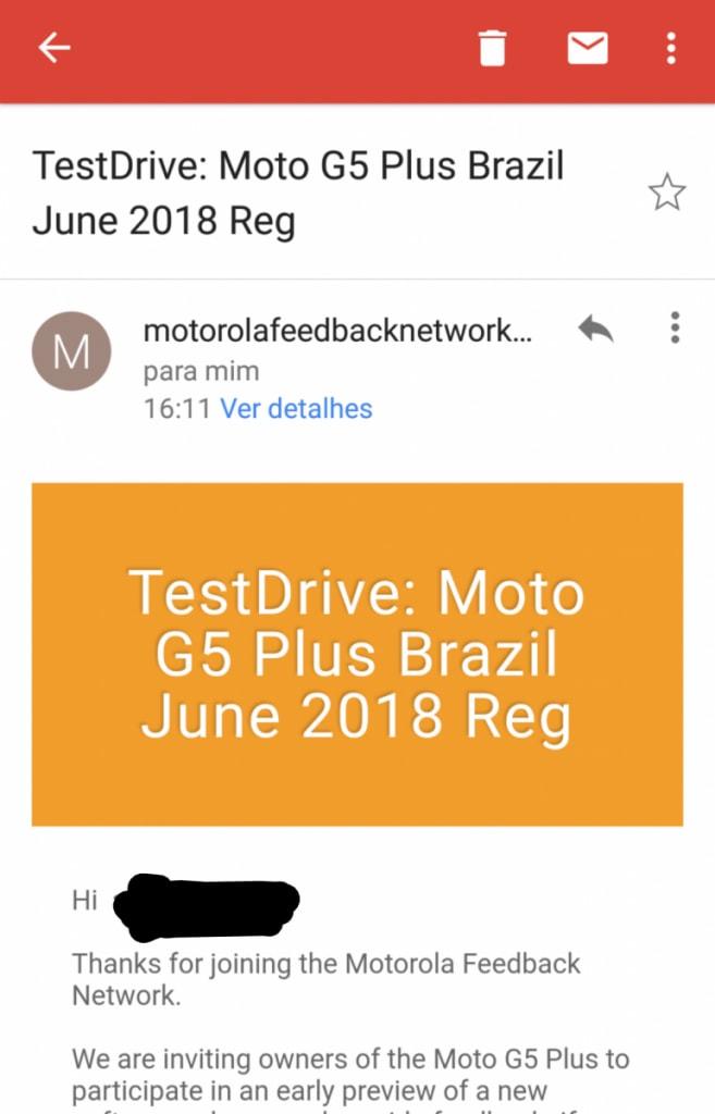 moto g5s plus oreo