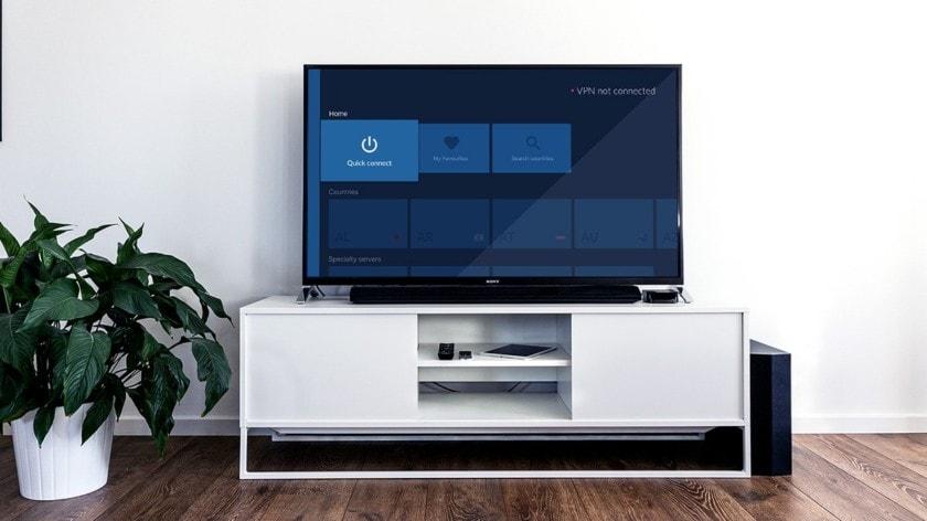 NordVPN è l'app per Android TV che vi fa accedere ai contenuti di qualsiasi paese