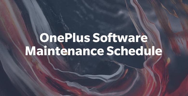 Svolta per OnePlus: con Software Maintenance Schedule promette 24 mesi di aggiornamenti garantiti (foto)