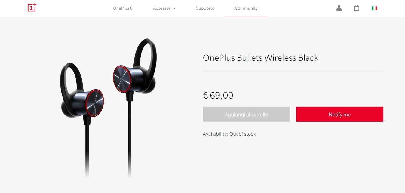 op bullets wireless out stock