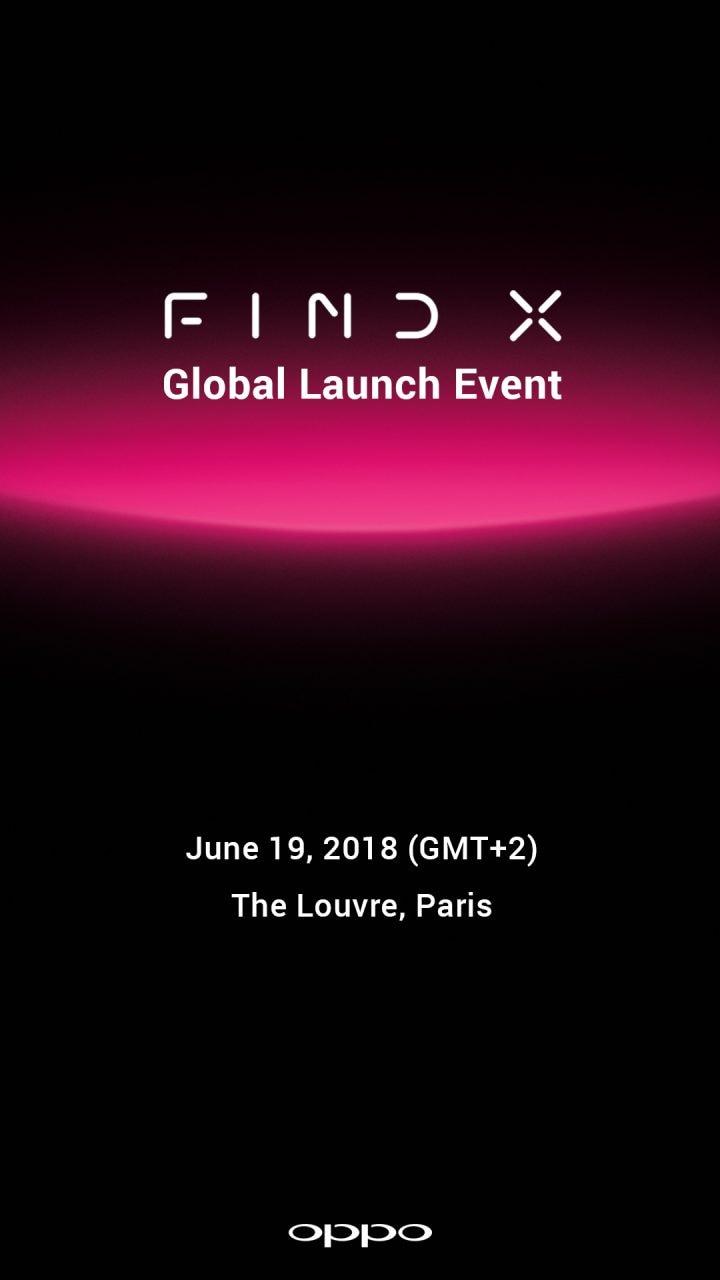 Oppo Find X come un'opera d'arte: la presentazione ufficiale avverrà al Louvre di Parigi