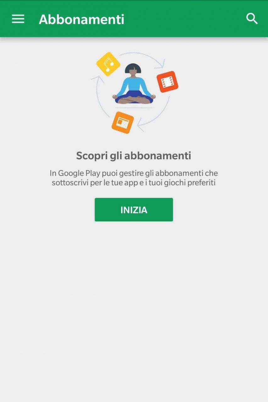 Google migliora la gestione degli abbonamenti sul Play Store per utenti e sviluppatori (foto)