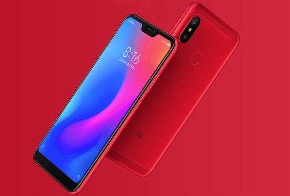 Xiaomi Redmi 6 Pro già ufficiale: il primo della serie con notch, ma anche Snapdragon 625 e MIUI 10 (foto)