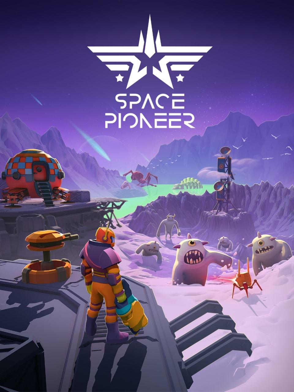 Esplorate lo spazio e sterminate intere popolazioni di alieni con lo sparatutto Space Pioneer (video)
