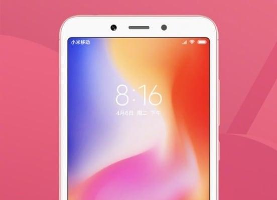 Contrordine: Xiaomi Redmi 6 non avrà il notch sul display!