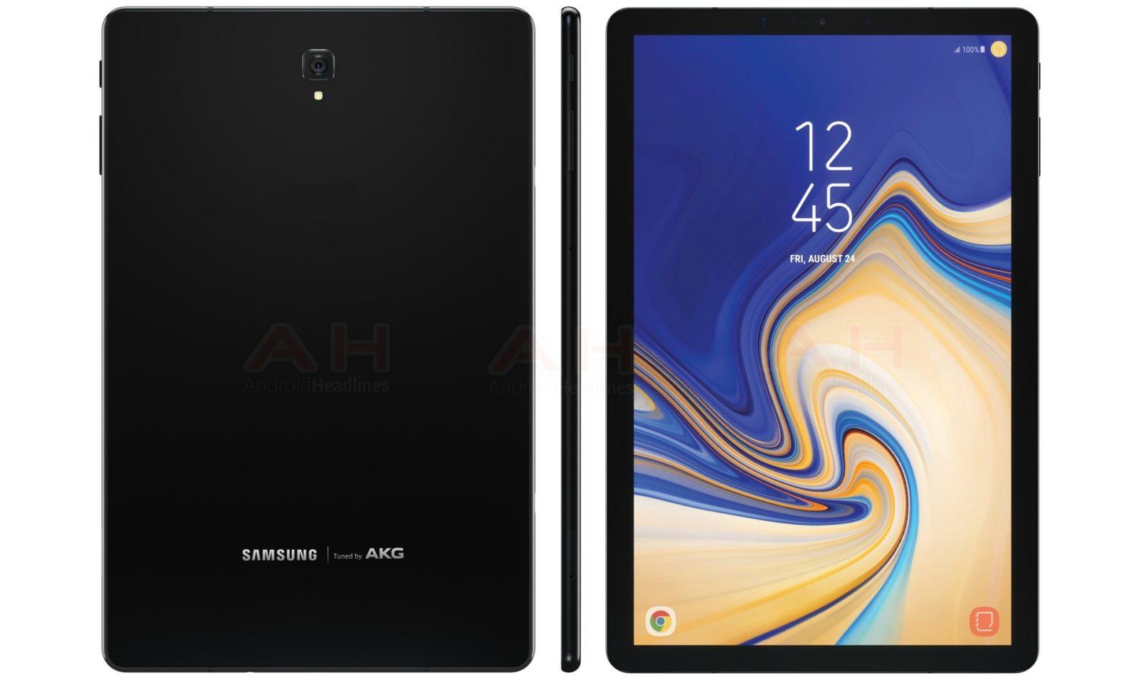 Samsung-Galaxy-Tab-S4-render-stampa