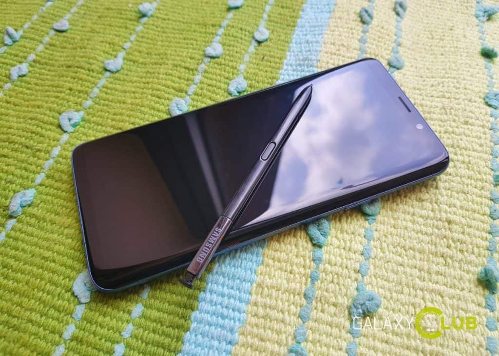 E se le S Pen ci svelassero le colorazioni dei prossimi Galaxy Note 9?