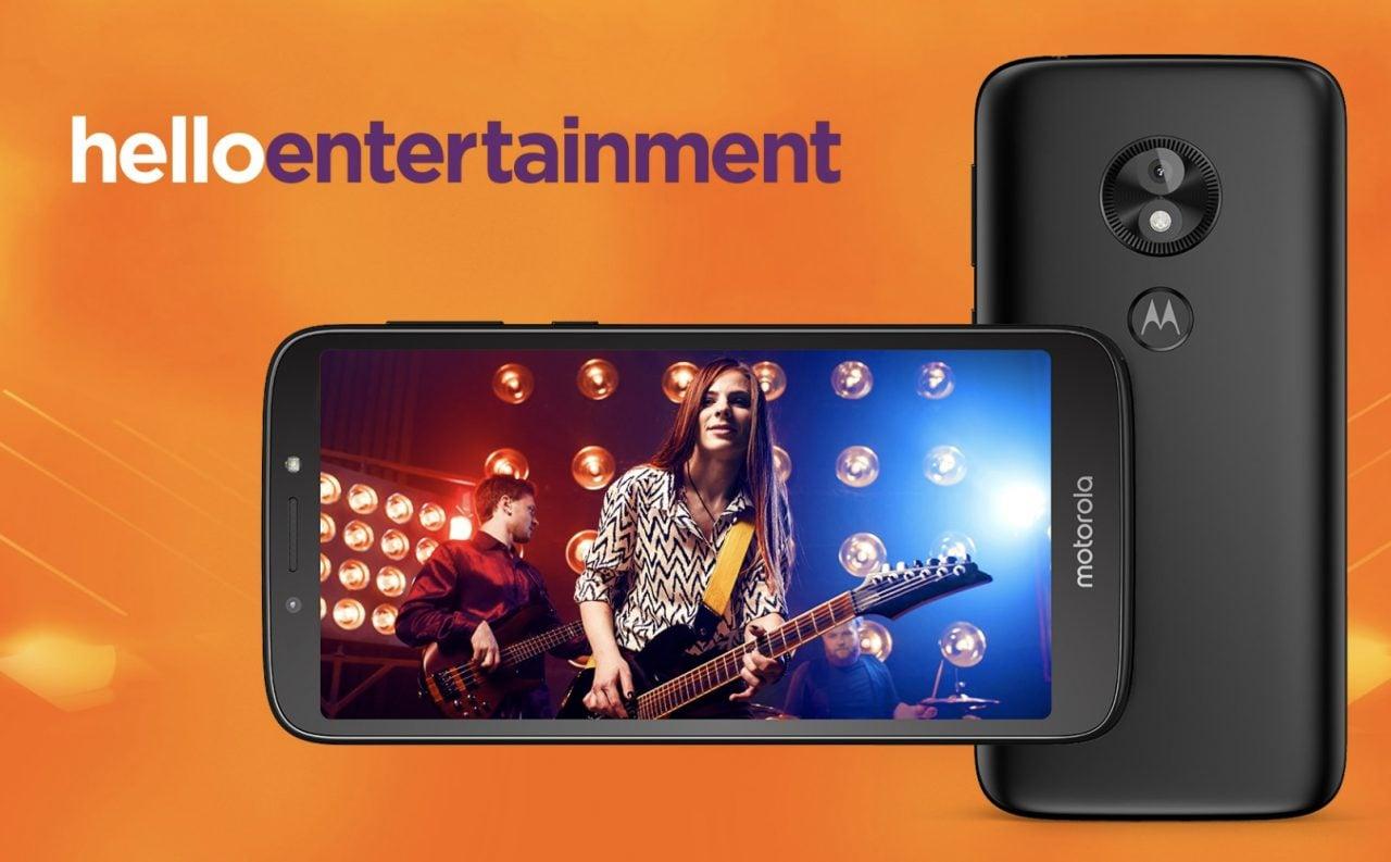 Anche Motorola ha il suo Android Go: ecco la nuova variante di Moto E5 Play, prevista anche per l'Europa