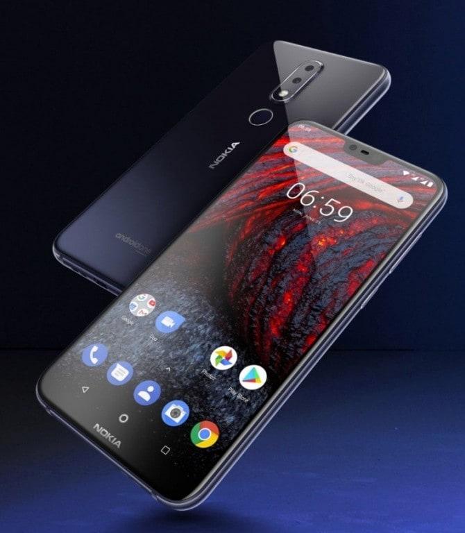 Nokia 6.1 Plus è ufficiale: è un Nokia X6 con Android One (foto)