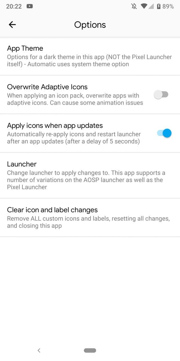 Pixel Launcher Mods arriva alla versione 1 2 con una bella